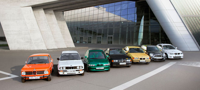 40 Years of BMW Electric Vehicles