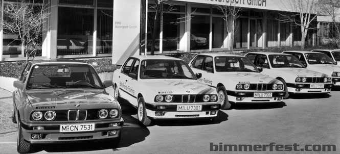 40 Years BMW M GmbH - The Story of BMW M