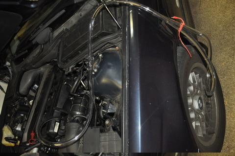 Clever way to check for vacuum leaks? - Bimmerfest - BMW Forums