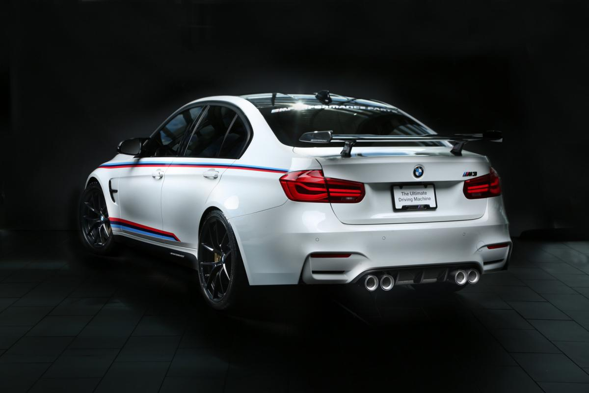new BMW M performance parts for m3 m4