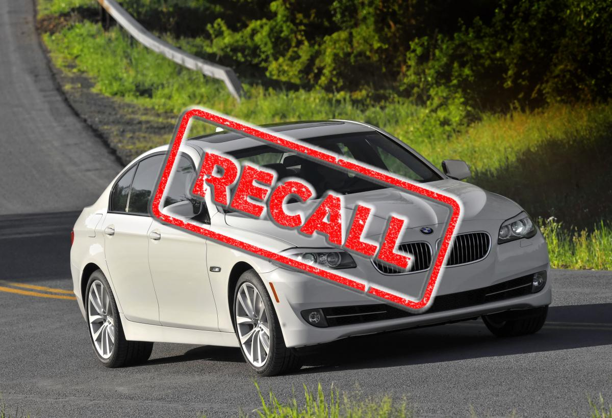 Bmw Fuel Pump Recall For 5 Series And Gran Turismo News At