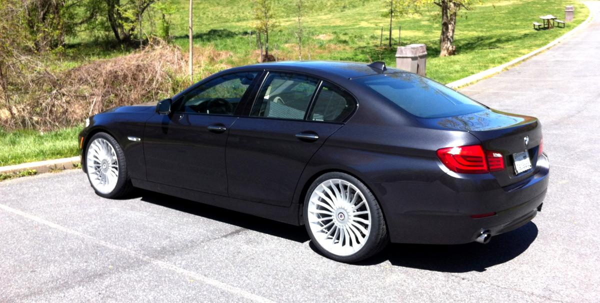 Alpina Wheels Installed Bimmerfest BMW Forums - Bmw alpina rims for sale
