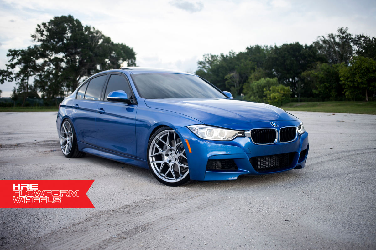 F30 HRE wheels