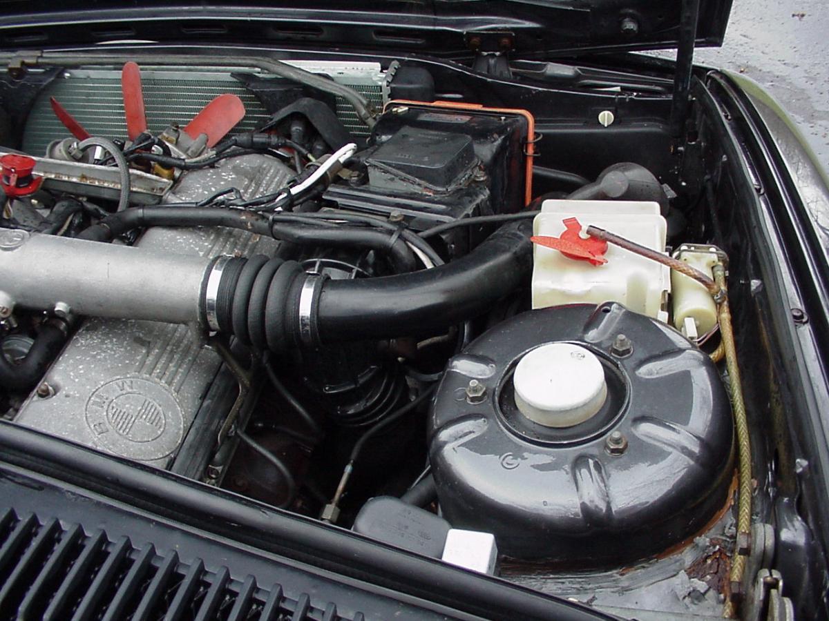 bmw e23 745i motor