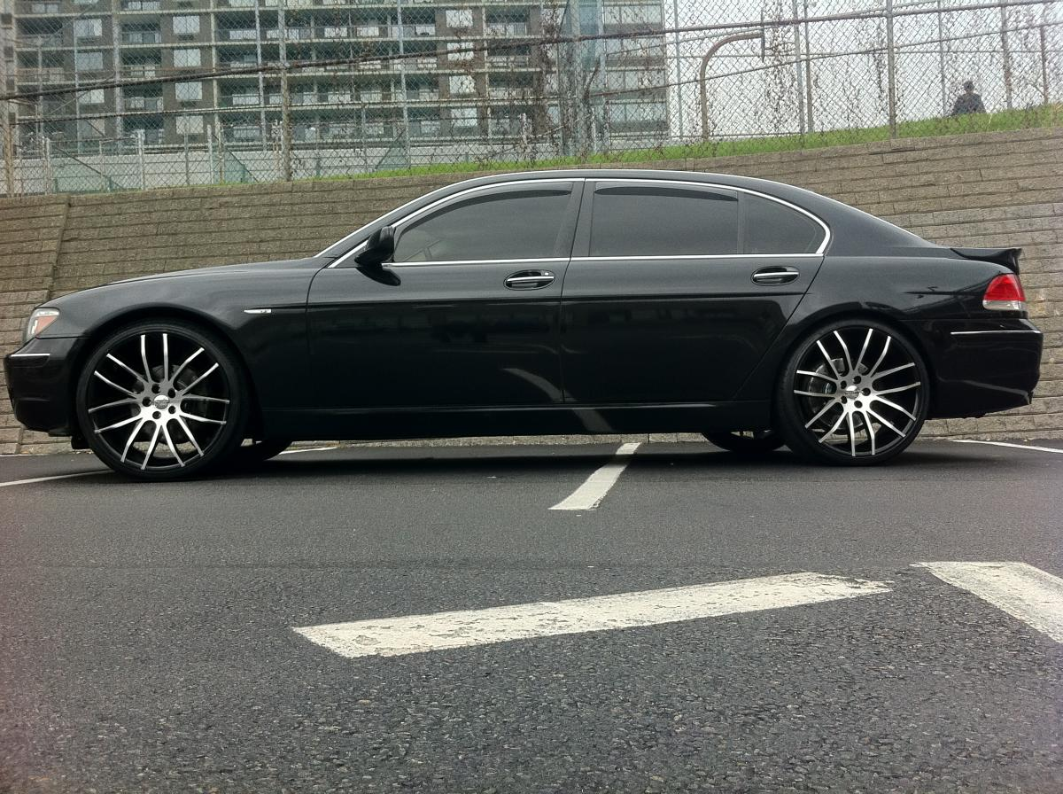 Click Image For Larger Version Name 750 Li New Wheels Views 8475