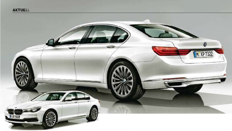 The New 7 Series Is Under Development And Still A Ways Off So Don T Get Too Excited Just Yet It S Looking Like Will Be 2016