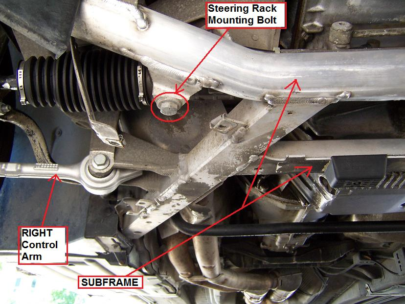 Steering squeaks when cold   ?
