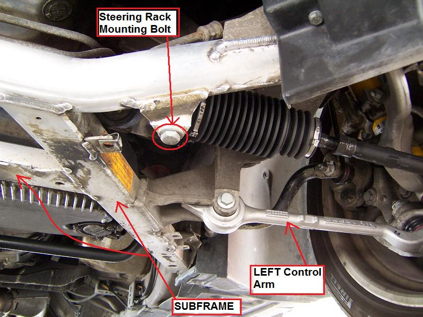 ZF Steering Rack - Bimmerfest - BMW Forums