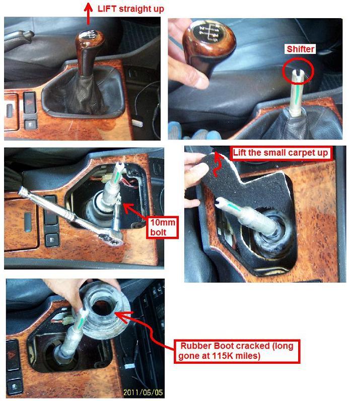 Ladika for BMW Wood Gear Shift KNOB E36 E46 E39 E30 E60 E90 E92 E91 E46 M3 M5 M6 Z4