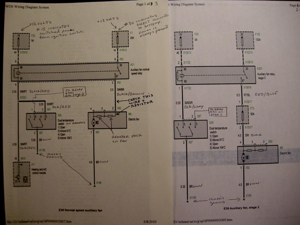 Bmw E30 Aux Fan Resistor Check Now Blog S52 Wiring Diagram Click Image For Larger Version Name 98 Auxfan Views 10652 Size 322 5