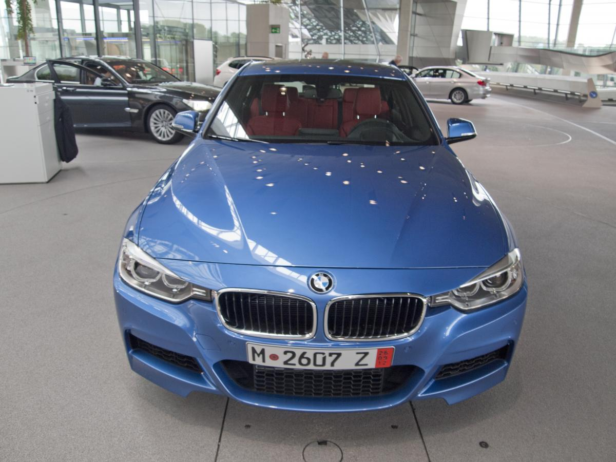 Estoril Blue F30 M Sport color