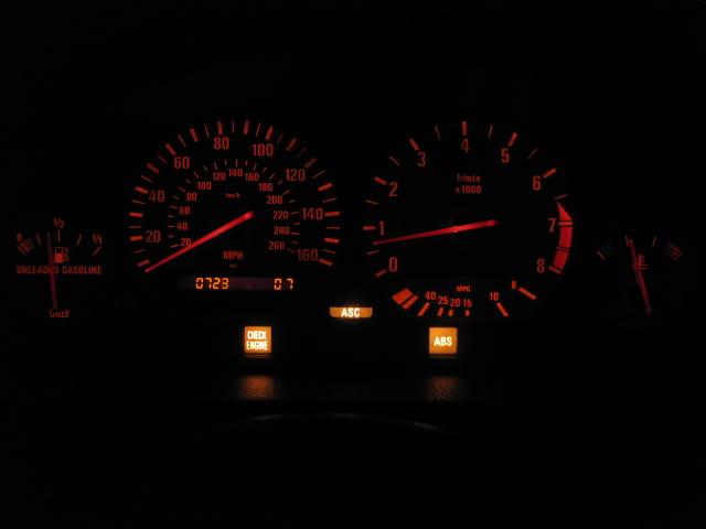 ABS lights - Bimmerfest - BMW Forums on