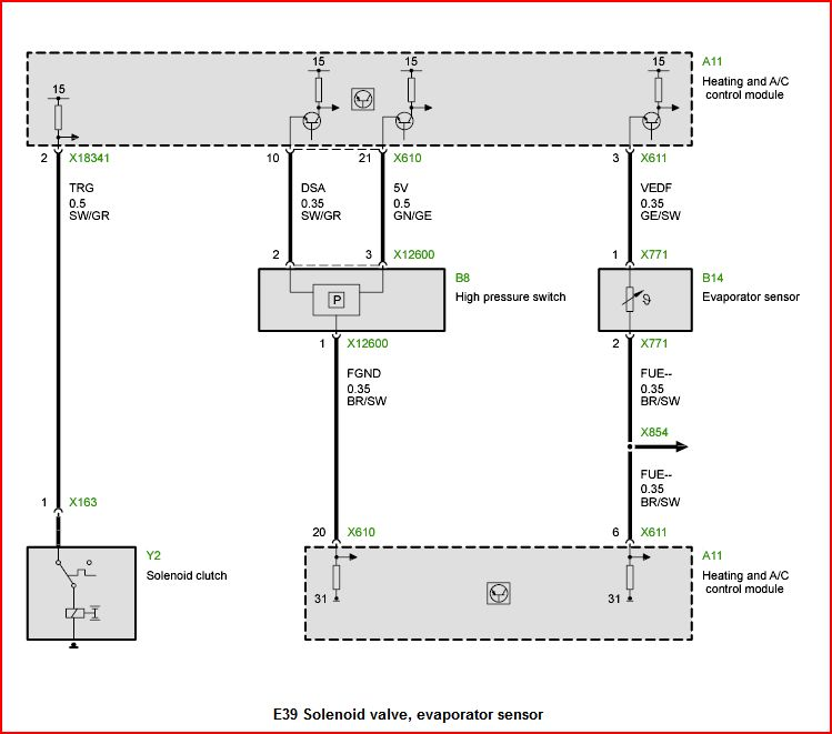 wiring diagram e60