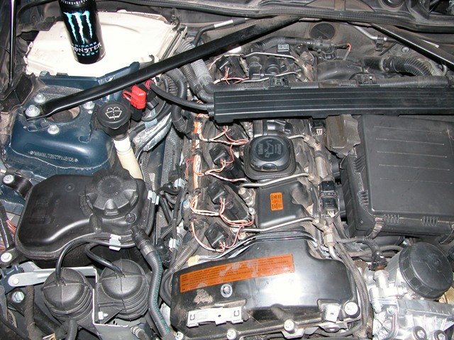 DIY - Spark plugs N54 - Bimmerfest - BMW Forums