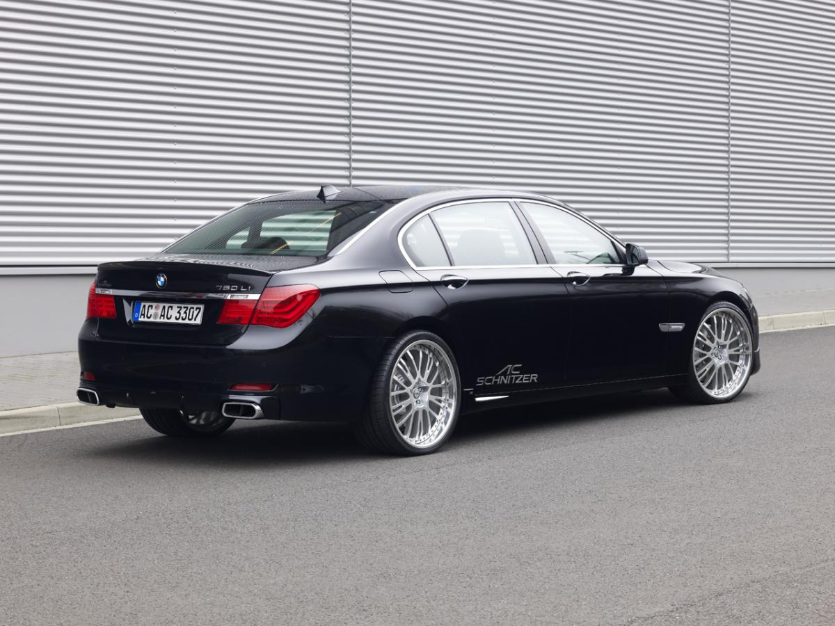 Ac schnitzer acs7 40i bmw 740i 20jul09 video bimmerfest bmw click image for larger version name acs7f02reartype7300g views 279 size 1515 vanachro Images