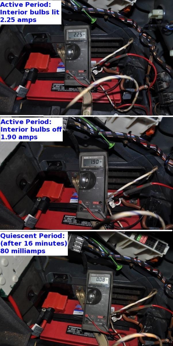 detailed step by step diagnostic diy dead battery. Black Bedroom Furniture Sets. Home Design Ideas