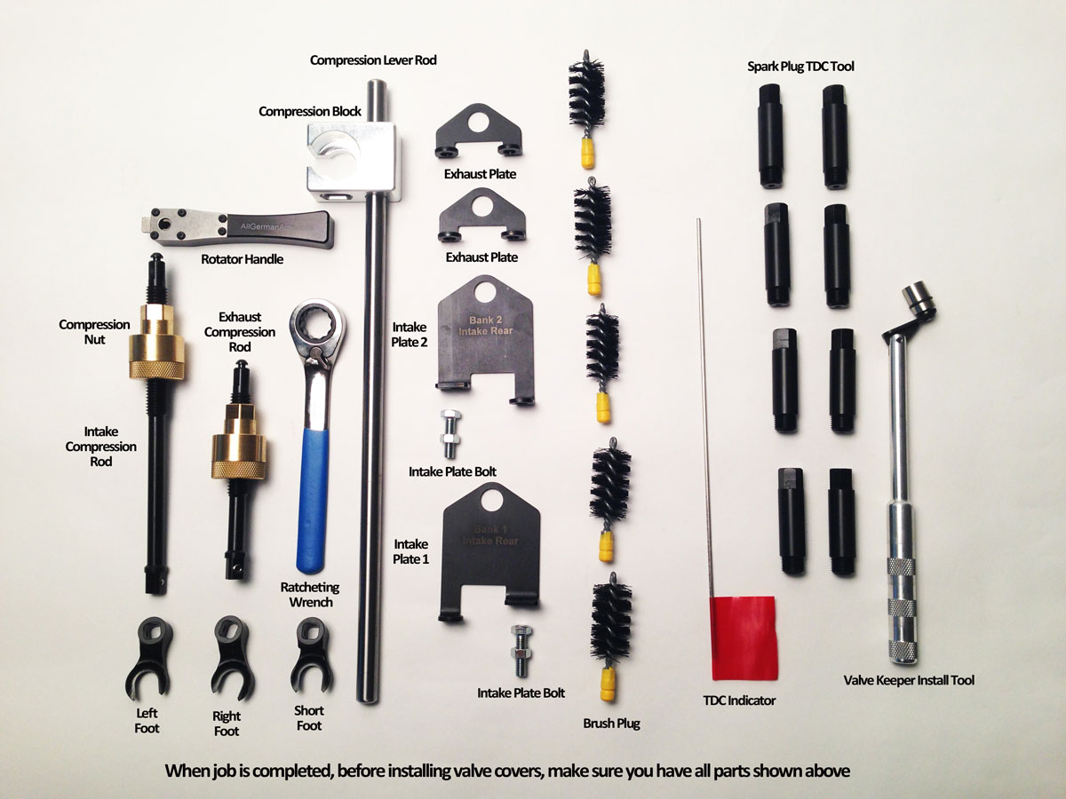 Aga N62 Valve Stem Seal Tool Kit Bmw News At