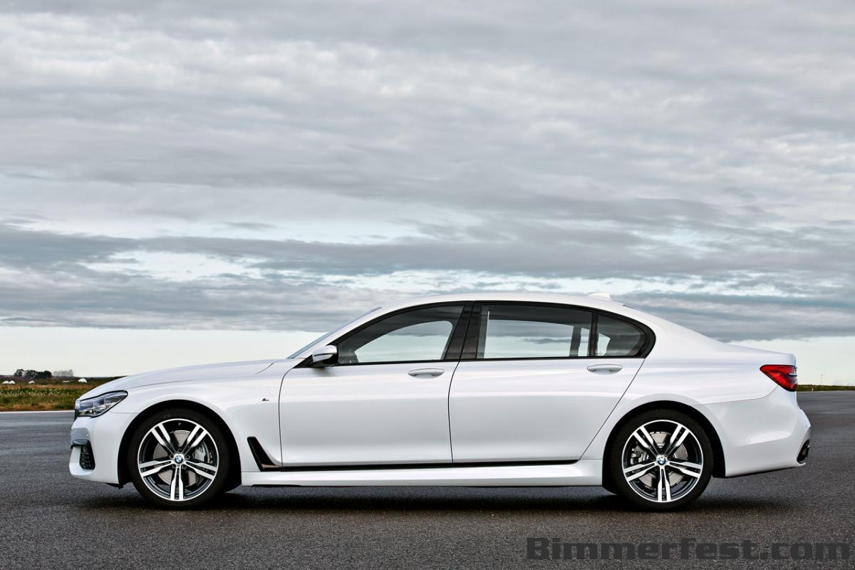 2016 all new 7 series G12