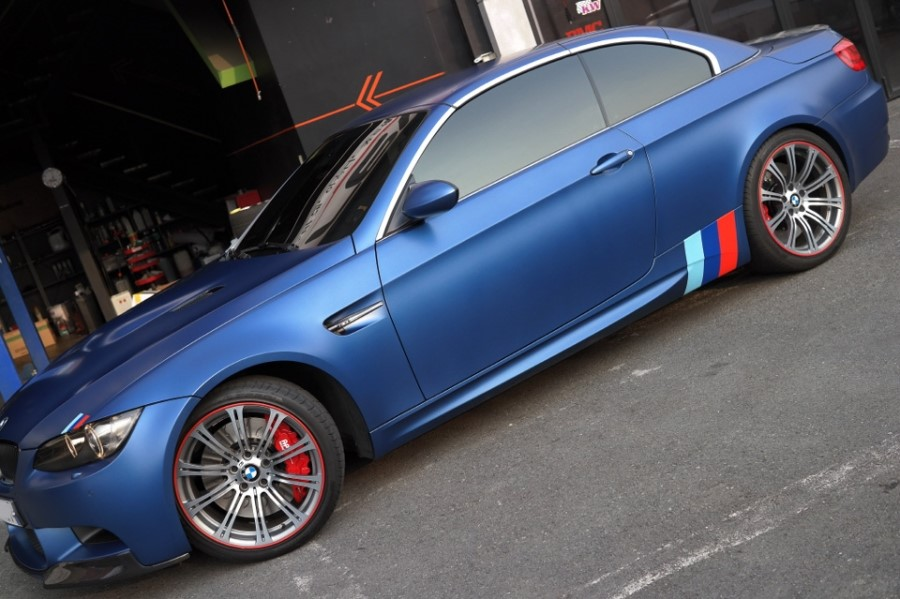 Show off your AP Racing BBK equipped BMW in the AP Racing