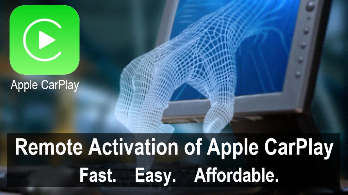 Bimmer Retrofit: Apple CarPlay Activation<:<:< - Bimmerfest