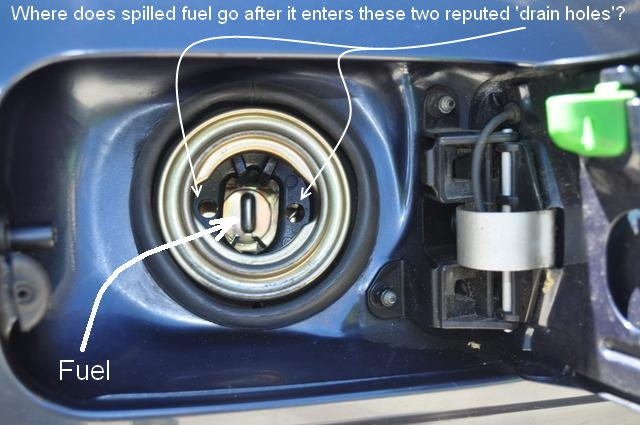 Loose Gas Cap Has Triggered Service Engine Light Page 3