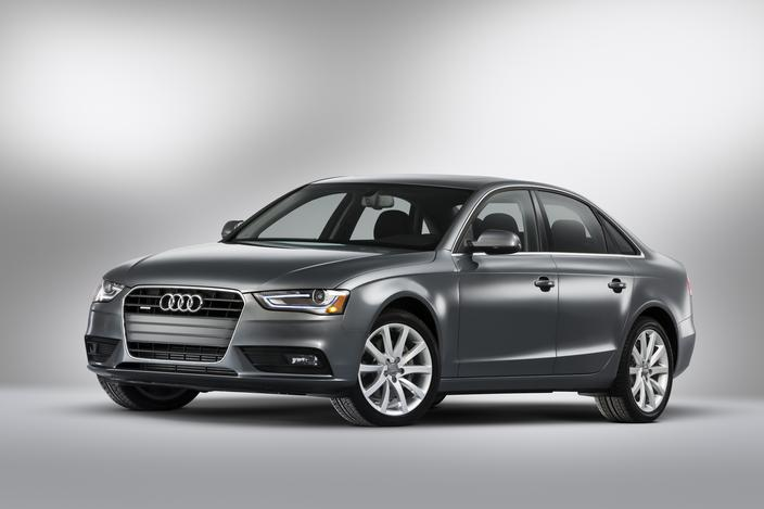 Audi sets new U.S. sales record of 139,310 vehicles in 2012