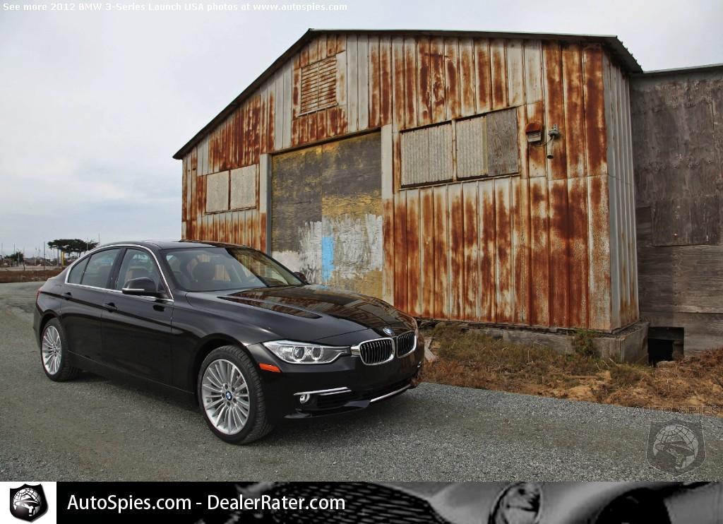 First Drive 2012 BMW F30 335i