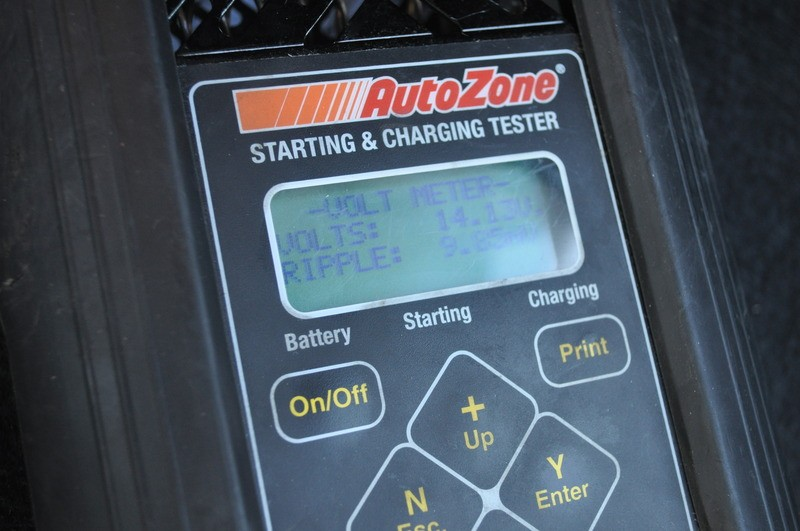 Autozone Battery Test >> Detailed Step By Step Diagnostic Diy Dead Battery Parasitic