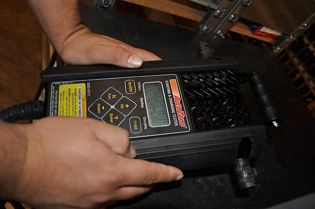 Autozone Battery Test >> How To Test Your Battery Before It Fails This Winter Bestride