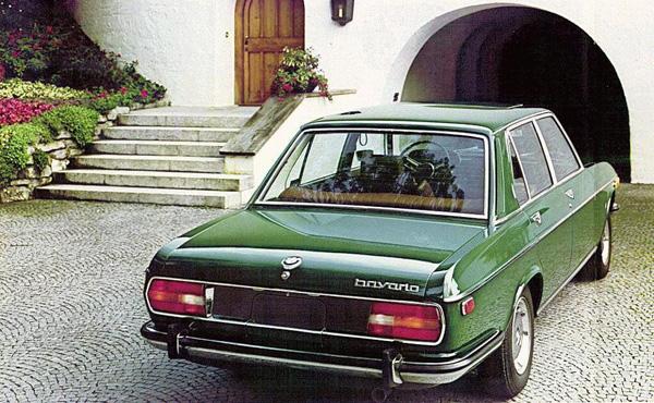 1974 BMW 3.3Li spotted today (Type E3) - Bimmerfest - BMW Forums