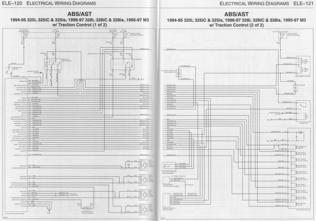 Bmw E38 Abs Wiring Diagram
