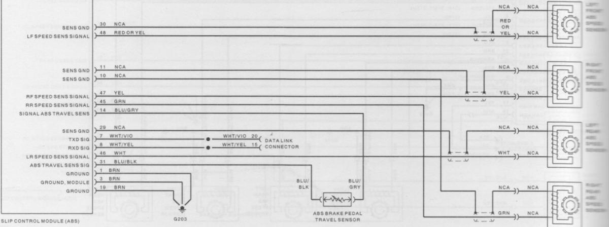 Bmw 5 Series E39 Wiring Diagram Volume 2