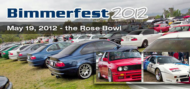 Come See the All-New BMW M6 and a Special Guest at Bimmerfest 2012!
