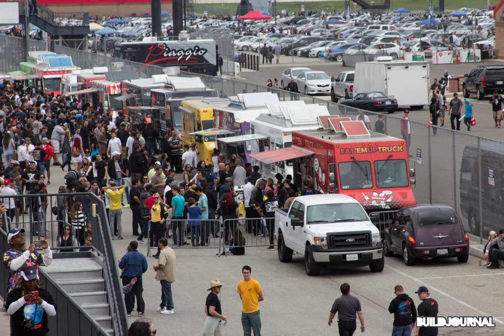 Bimmerfest Food Trucks