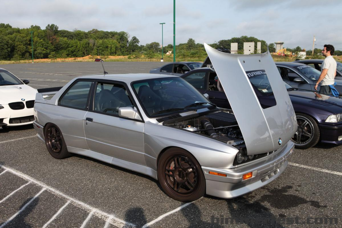 For Sale: BMW E30 Frankenstein M3: Dinan stroker V10 ...