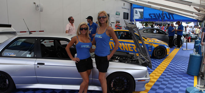 Turner Motorsport - Headline Sponsor for Bimmerfest East 2012 - August 25 Aberdeen MD