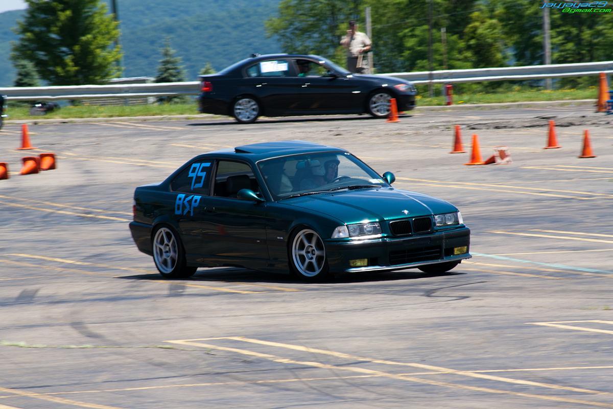 Bimmerfest East 2015 Autocross