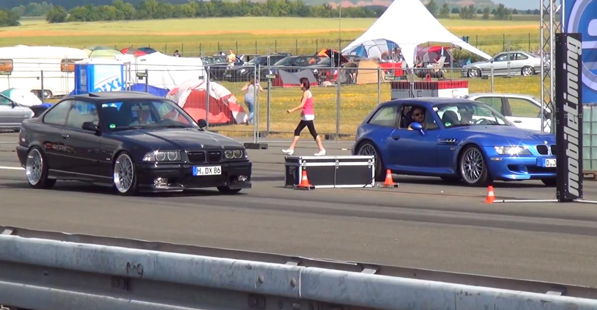 Bimmerfest East 2015 Drag Racing sponsored by BMW Value Service