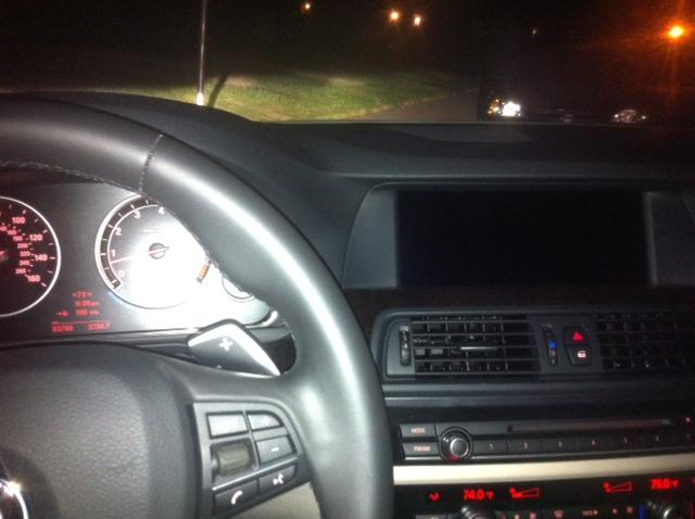 Navigation Screen Went Blank - Bimmerfest - BMW Forums