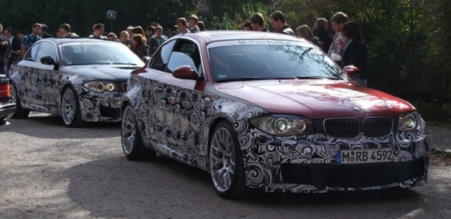 BMW 1-Series M Coupe to make its debut at the 2011 Detroit Auto Show