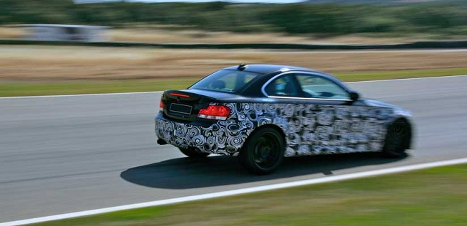 1 Series M Coupe - First on Track Review - Is it M Worthy?