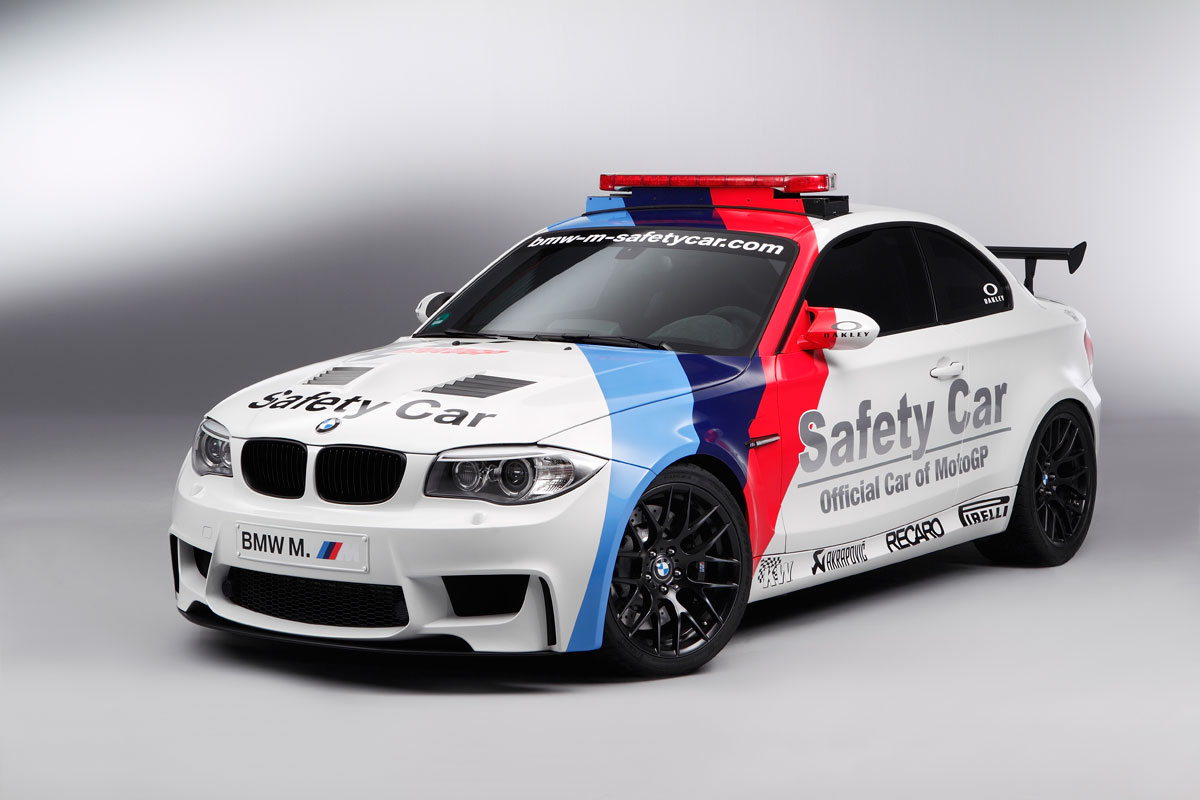 BMW 1 Series M Coupe MotoGP Safety Car