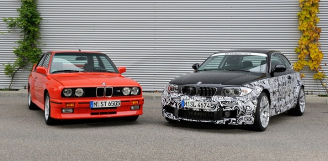 InsideLine - 2012 BMW 1 Series M Coupe Prototype First Drive