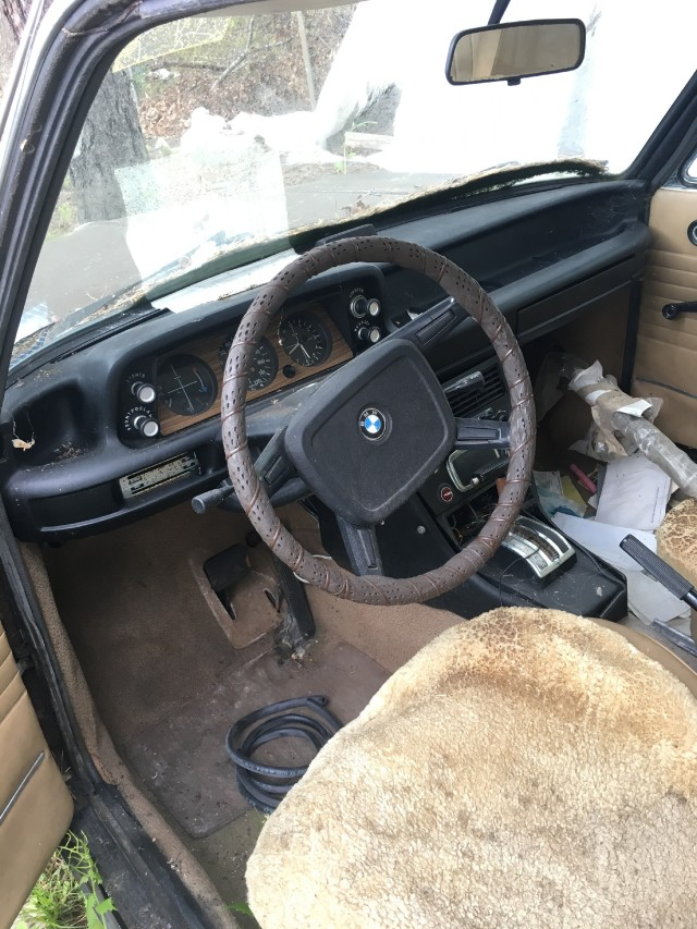 1975 BMW 2002 - What is it worth?