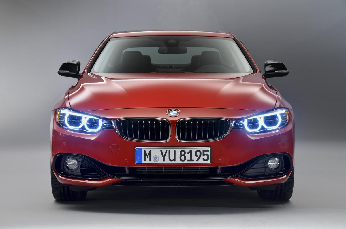 BMW 4 Series Studio