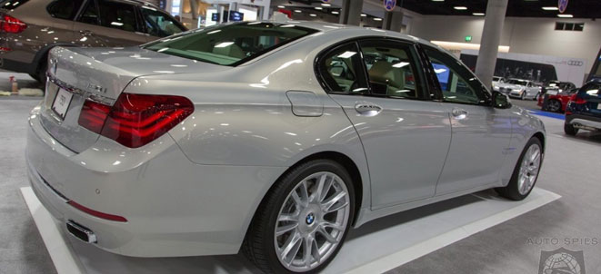BMW 7 Series Individual in Moonstone
