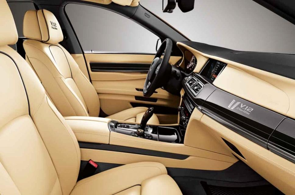 Limited Edition BMW 760Li: V-12 25 Years Anniversary - Only 15 ...