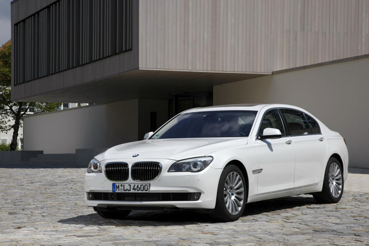 limited edition 25th Anniversary Edition 760Li V-12