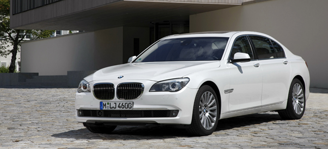 Limited Edition BMW 760Li: V-12 25 Years Anniversary - Only 15 Available