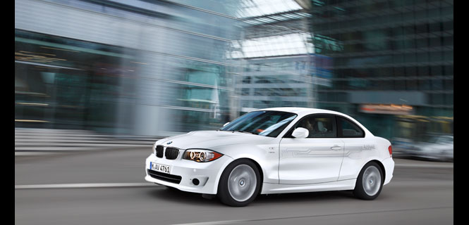 BMW ActiveE - 100% Electric 1 Series - Leases in the fall for $499 a month